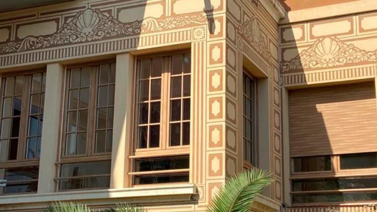 Palace en el Barrio de Sarriá – El Carmelo, Barcelona