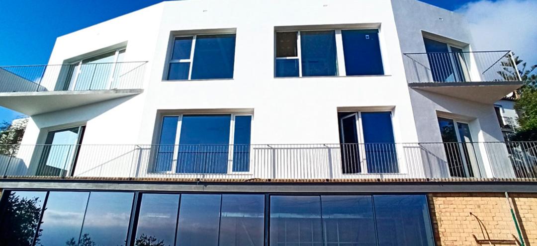 Rehabiltación energética Gaucín en Málaga