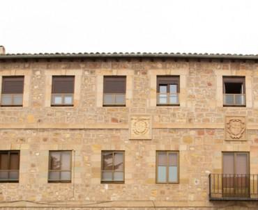 Monasterio Ntra Sra de los Huertos en Siguenza